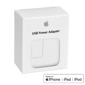 iPad 12W USB Power Adapter