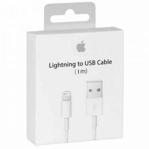 Lightning til USB kabel 1m